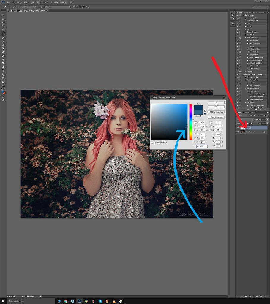 nhiep anh photoshop 3