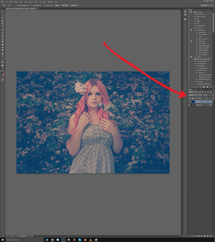 nhiep anh photoshop 4