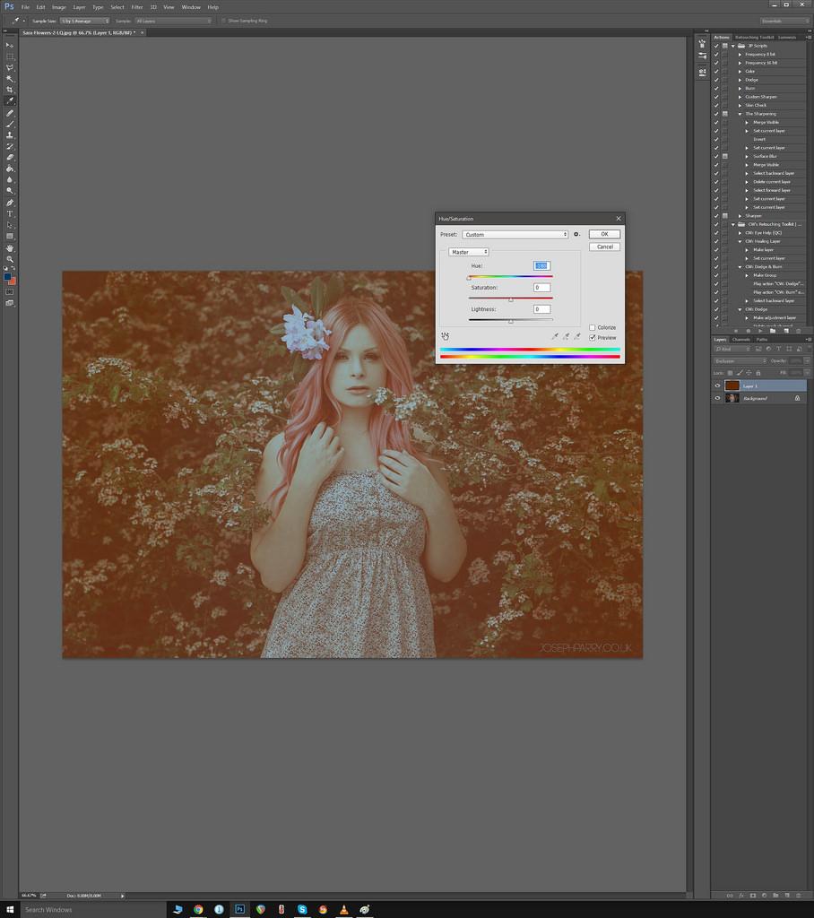 nhiep anh photoshop 5